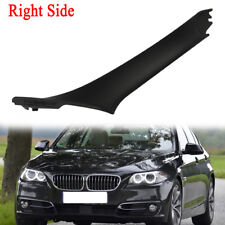 Right Door Inner Handle Pull Trim Panel Black For BMW 5 Series F10/F18/F11 10-16