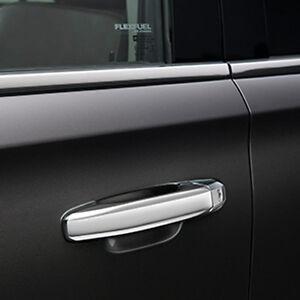 2015-2020 Tahoe Yukon Suburban Escalade Genuine GM Chrome Door Handles 84713664