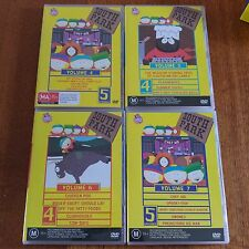South Park Series 2, 4 Discs 18 episodes 2001