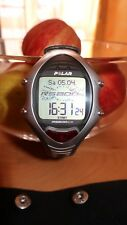 Polar RS800 CX Fitness & Puls Uhr Silber Schwarz/Grau+ Pulssensor + GPS G5