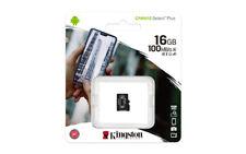 GSDCS2  Tarjeta memoria SDCS2 SIN ADAPTADOR Kingston 16/32/64/128/256GB Class10