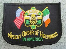*Ancient Order Of Hibernians In America* AOH Quality Member Patch-NEW MINT