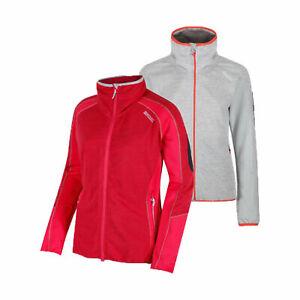 Regatta Laney IV Womens Warm Full Zip Warm Knit Fleece Jacket Size 8-26 RRP £60