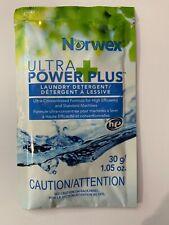 NORWEX ~ Ultra Power Plus Laundry Powder Detergent SAMPLE  30 G