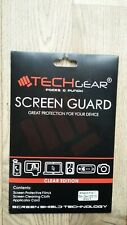 Tech Gear Screen Guard Protectors Amazon Fire 7 Inch, 5th Generation, 2015 x 3