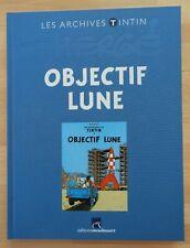 Hergé - LES ARCHIVES TINTIN - Objectif lune
