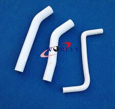 For Honda TRX450R TRX450 2006-2009 06 07 08 silicone radiator hose WHITE