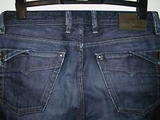 Diesel Mennit Regular Fit Straight Leg Jeans 0073N W32 L32 (4991)
