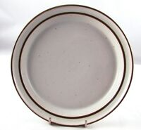 Trend Pacific EARTHSTONE Rust Brown Salad Plate(s)