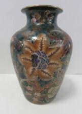 Vaso in ceramica verde per piante