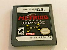 Metroid Prime: Hunters (Nintendo DS, 2006) - Very Good (Cartridge Only)