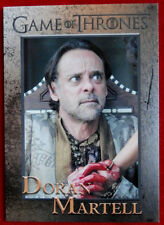 GAME OF THRONES - Season 6 - Card #84 - DORAN MARTELL - Rittenhouse 2017