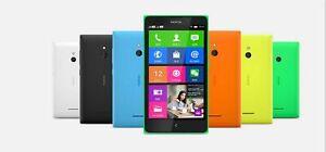 "Nokia XL 5.0"" 3G 5MP WI-FI Dual Sim Android Phone Touch Screen microSD upto 32GB"