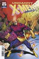 UNCANNY X-MEN 11 2018 CYCLOPS CHARACTER VARIANT OVERSIZED ISSUE NM
