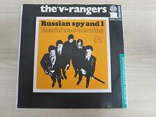 "Single /  The ""V"" Rangers – Russian Spy And I / TESTPRESSUNG / MUSTER / RAR /"