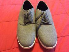Steve Madden Men's Fasto Casual Gray Sneakers Size 10.5