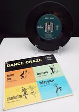 Dance Craze RAY ANTHONY / STAN KENTON / PEE WEE HUNT EAP 1-927 HOKEY POKEY