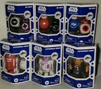 Star Wars Galaxy's Edge DROID collection BB and ASTROMECH DROID set of 6