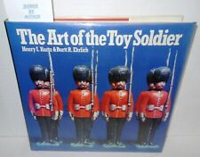 BOOK Art of the Toy Soldier by Henry L Kurtz op stated 1st US Ed 1987 SIGNED