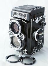 Rollei Rolleiflex 2.8F, Zeiss Planar 80 mm f/2.8