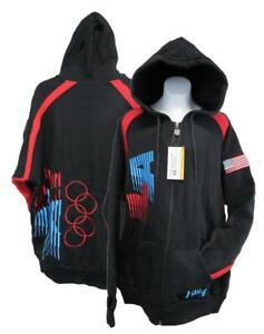 New 1984 Los Angeles XXIII Summer Olympics Mens XS-M-XL Licensed Jacket $90
