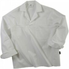 Dennys Chef 100% Cotton Lightweight Chefs Catering Shirt - Extra Large #4D182