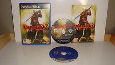 JEU SONY PLAYSTATION 2 PS2 DEVIL MAY CRY 3 COMPLET