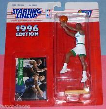 NM 1996 JASON KIDD Dallas Mavericks HOF -FREE s/h- Starting Lineup Kenner slu NM