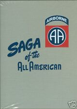 SAGA OF THE ALL AMERICAN, 82ND AIRBORNE DIVISION (WWII UNIT HISTORY)