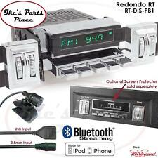 RetroSound Redondo-RT Radio/BlueTooth/iPod/USB/RDS/3.5mm Duster/Dart/Barracuda