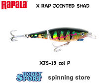 RAPALA X-RAP JOINTED SHAD - XJS-13 col. P PERCH - 46gr 13cm