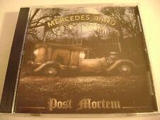 Mercedes Band - Post Mortem (CD, 2012, Select)