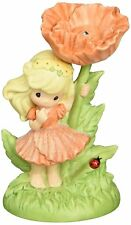 NEW Precious Moments YOU ARE MY JOY Porcelain Bisque Figurine Garden Girl 151058