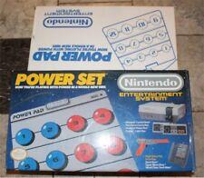Nintendo NES Power Set System Console Complete w/ Pad Bundle NES #PAD3 GREAT