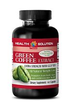 Fat Reducing Formula - Green Coffee Extract GCA 800mg - Green Coffee Powder 1B