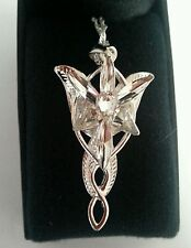 LOTR - Fairy Princess Arwen Evenstar Girls Necklace New Collectible JRR Tolkein