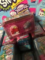 Shopkins season 8 Final destination (1) Blind 2 Pack The Americas World Vacation