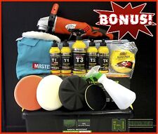20pcs POLISHER BONUS KIT FOR POOR CONDITION PAINT CAR / BOAT 1400W BUFFER AUTO