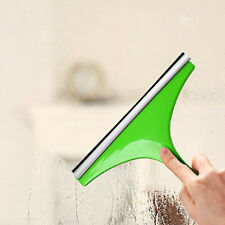 Simple Window Squeegee Glass Wiper Silicone Blade Cleaning Shower Screen