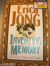 Inventing Memory : A Novel of Mothers and Daughters by Erica Jong (1997,...
