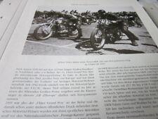 Motorrad Archiv Motorradrennen 3106 Ulster GP 1935 Arthur Geiss DKW 250 ccm
