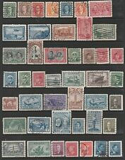 Used Postage North American Stamps