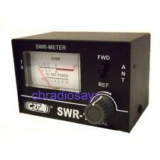 Funk Klein und Praktisch SWR Messgerät mit 1m Patch Leine
