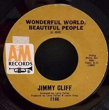 Jimmy Cliff | Northern Soul 45 | Wonderful World, Beautiful People / Waterfall