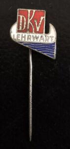 Age Pin Brooch Dkv Lehrwart Canoe Verband