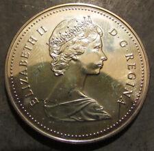 1587-1987 Silver BU Canadian Dollar