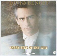 Every Step Of The Way  David Benoit Vinyl Record