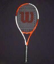 """Wilson Roger Federer 110 Tennis Racquet 4 1/4"""" Grip #12233"""