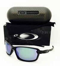 New Oakley Sunglasses Carbon Shift 9302 07 Black/Jade Iridium 62•16•134 W/Case
