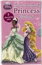 Disney Princess Story Book -  8 Book Pack (Paperback) - New